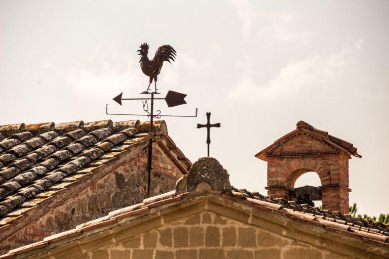 Les épis de toit