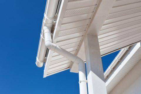 La corniche de toit