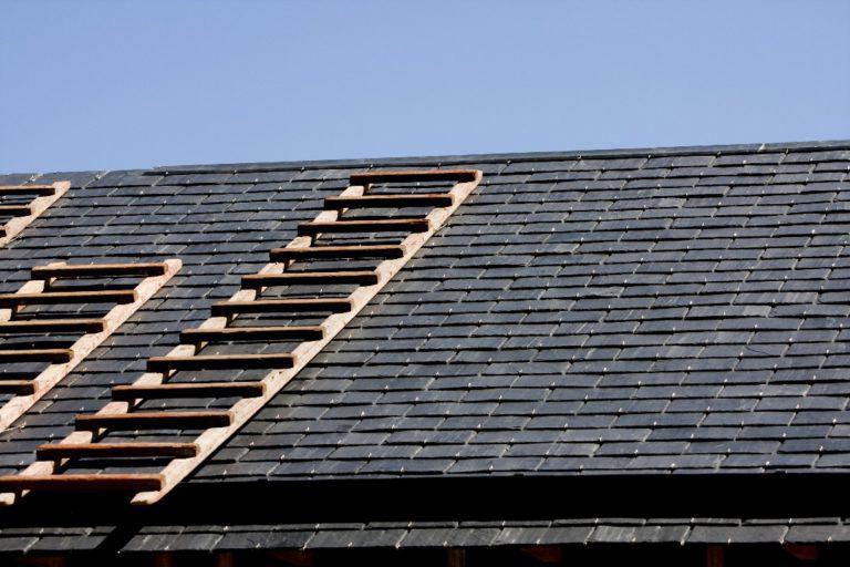 La toiture en shingle