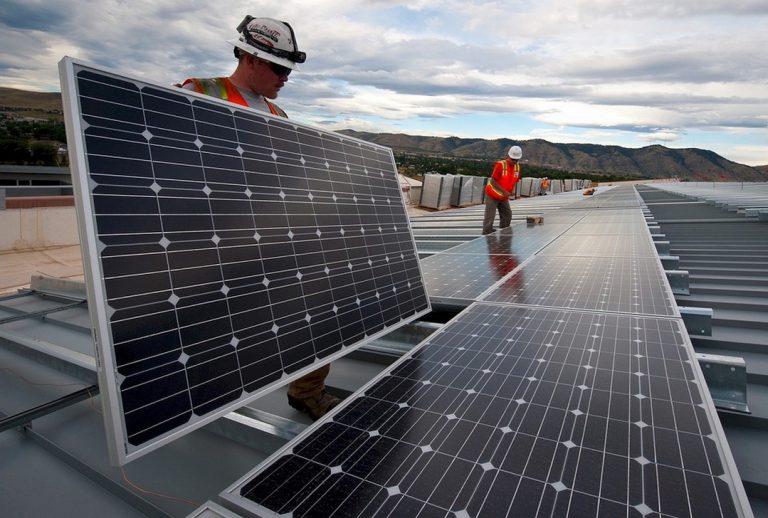 Les toits photovoltaïques