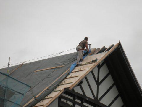 Le pare-vapeur de toiture