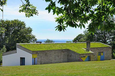 Les revêtements de toit moderne