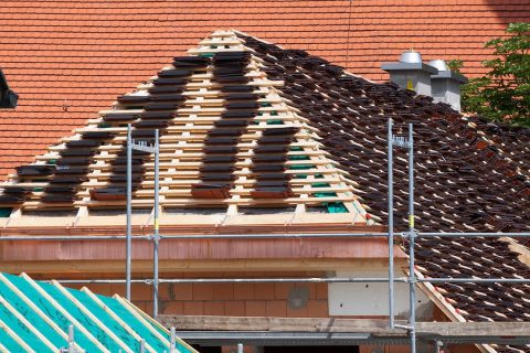 Zoom sur la composition de sa toiture