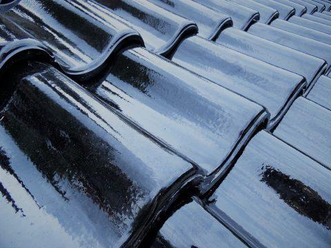 tuiles de toiture