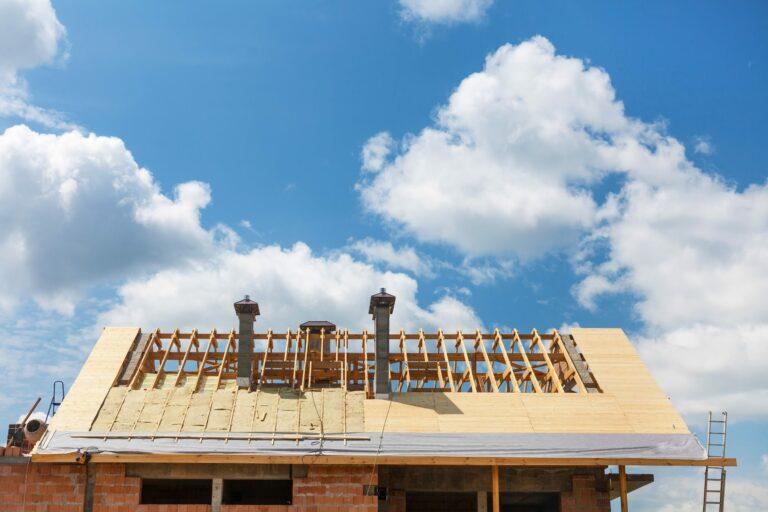 isolation du toit par l'exterieur itte